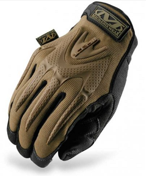 Guantes Mechanix '' M-PACT '' Coyote