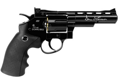 Dan Wesson 4'' Negro 4,5mm BB