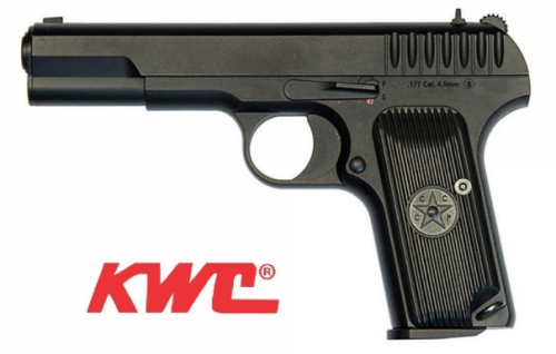 KWC Tokarev TT33 4,5 mm Full-metal Co2