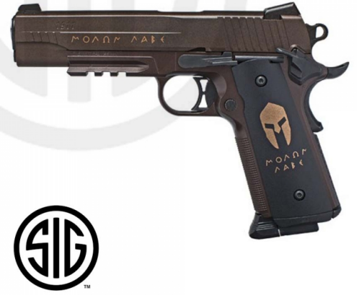 Sig Sauer Spartan CO2 - 4,5 mm Steel BBs