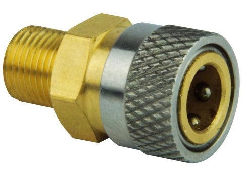 "Foster female quick connector - 1/8 ""BSPM male"