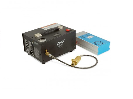 ONIX MISTRAL 400 PORTABLE COMPRESSOR ''OUT OF STOCK''